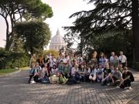 thumbs 1 Poprzez ziemię włoską. Reportaż z pielgrzymki szkolnej do Rzymu