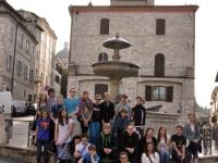 thumbs 23 Poprzez ziemię włoską. Reportaż z pielgrzymki szkolnej do Rzymu