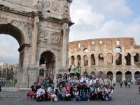 thumbs 43 Poprzez ziemię włoską. Reportaż z pielgrzymki szkolnej do Rzymu