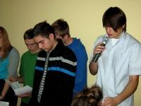 thumbs 9 Koncert licealistów w Domu Pomocy Społecznej