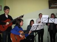 thumbs 2 Koncert kolęd w Domu Pomocy Społecznej