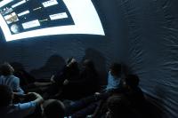 thumbs 17 Niebo w klasie czyli mobilne planetarium w naszej szkole