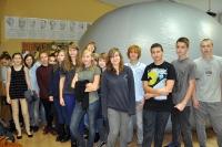 thumbs 3 Niebo w klasie czyli mobilne planetarium w naszej szkole