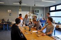 thumbs 7 Odwiedziny w zaprzyjaźnionej szkole w Holandii