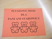 thumbs 4 Pluszowe misie dla Pani Anny Starowicz
