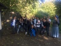 thumbs img 2039 Zajęcia edukacyjne na terenie Rezerwatu Morasko