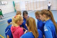 thumbs dsc 0056  I Turniej Piłki Siatkowej Dziewcząt o Puchar Księdza Dyrektora