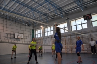 thumbs dsc 0178  I Turniej Piłki Siatkowej Dziewcząt o Puchar Księdza Dyrektora