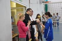 thumbs dsc 0286  I Turniej Piłki Siatkowej Dziewcząt o Puchar Księdza Dyrektora