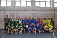 thumbs dsc 0316  I Turniej Piłki Siatkowej Dziewcząt o Puchar Księdza Dyrektora
