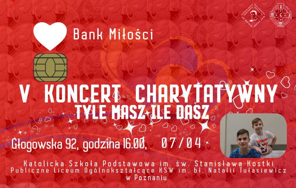 plakat 1024x650 V Koncert Charytatywny